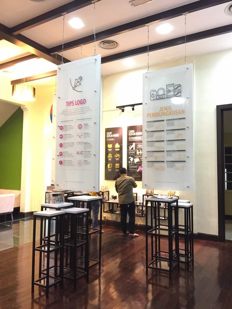 Lobby DDEC, Malaysian Design Development Centre