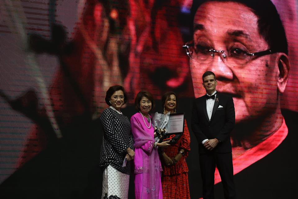 Tun Dr Siti Hasmah Award Gala Dinner