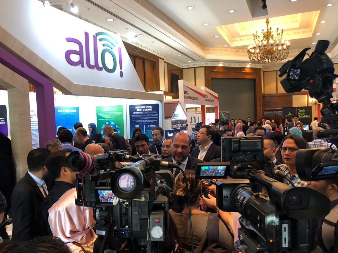 Cyberjaya Infra Conference & Exhibition 2019