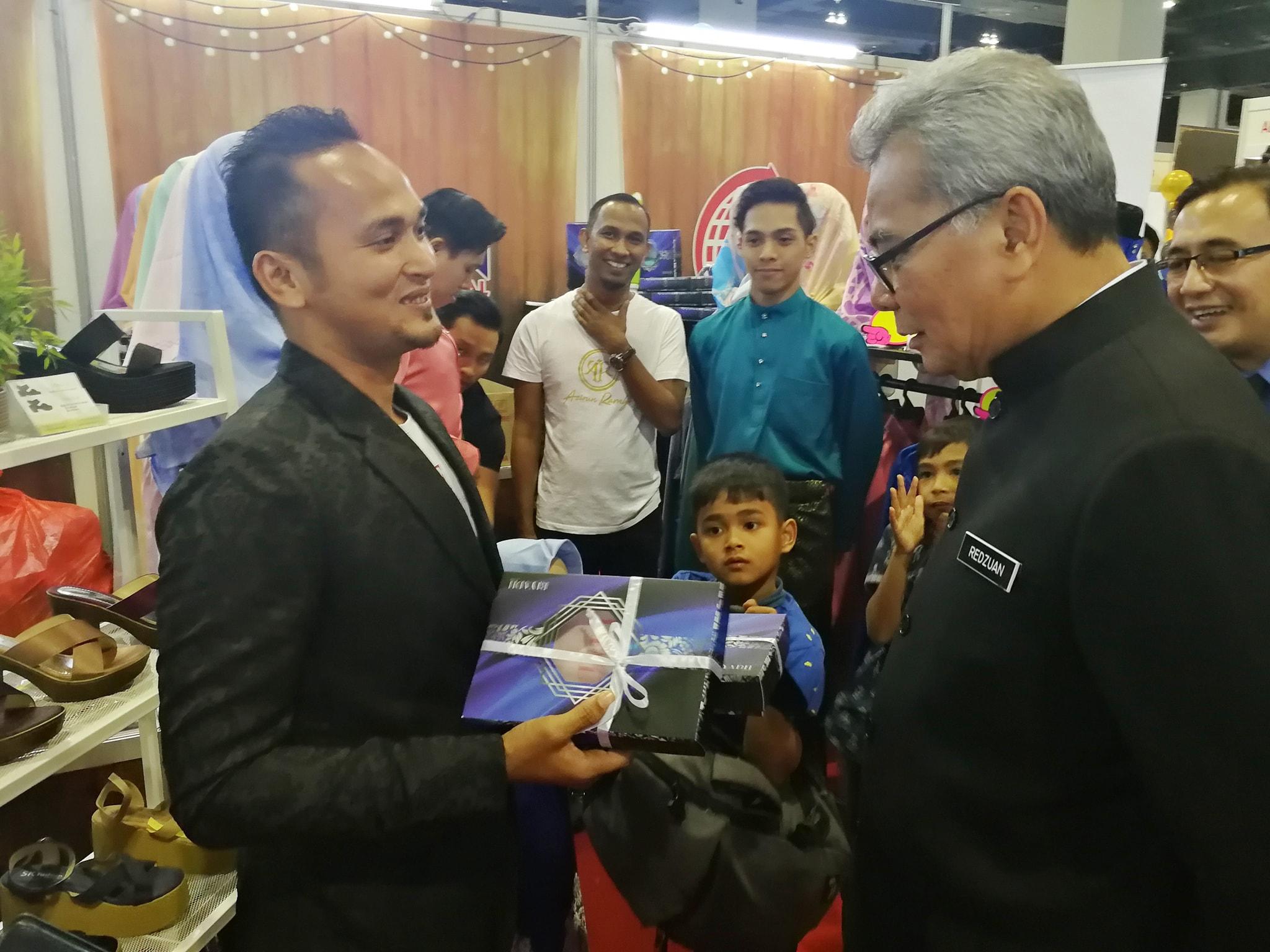 Booth TEKUN @ Mood Republik KL Raya Fest 2019