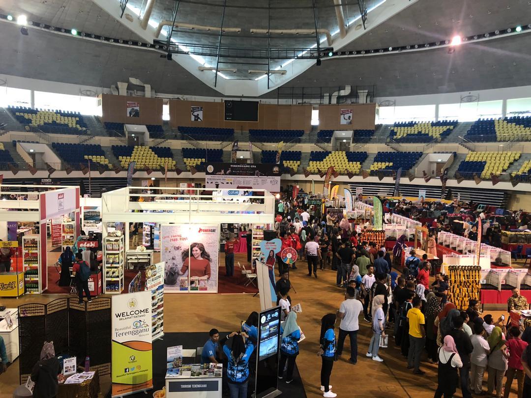 Terengganu CFA International Cat Show 2019
