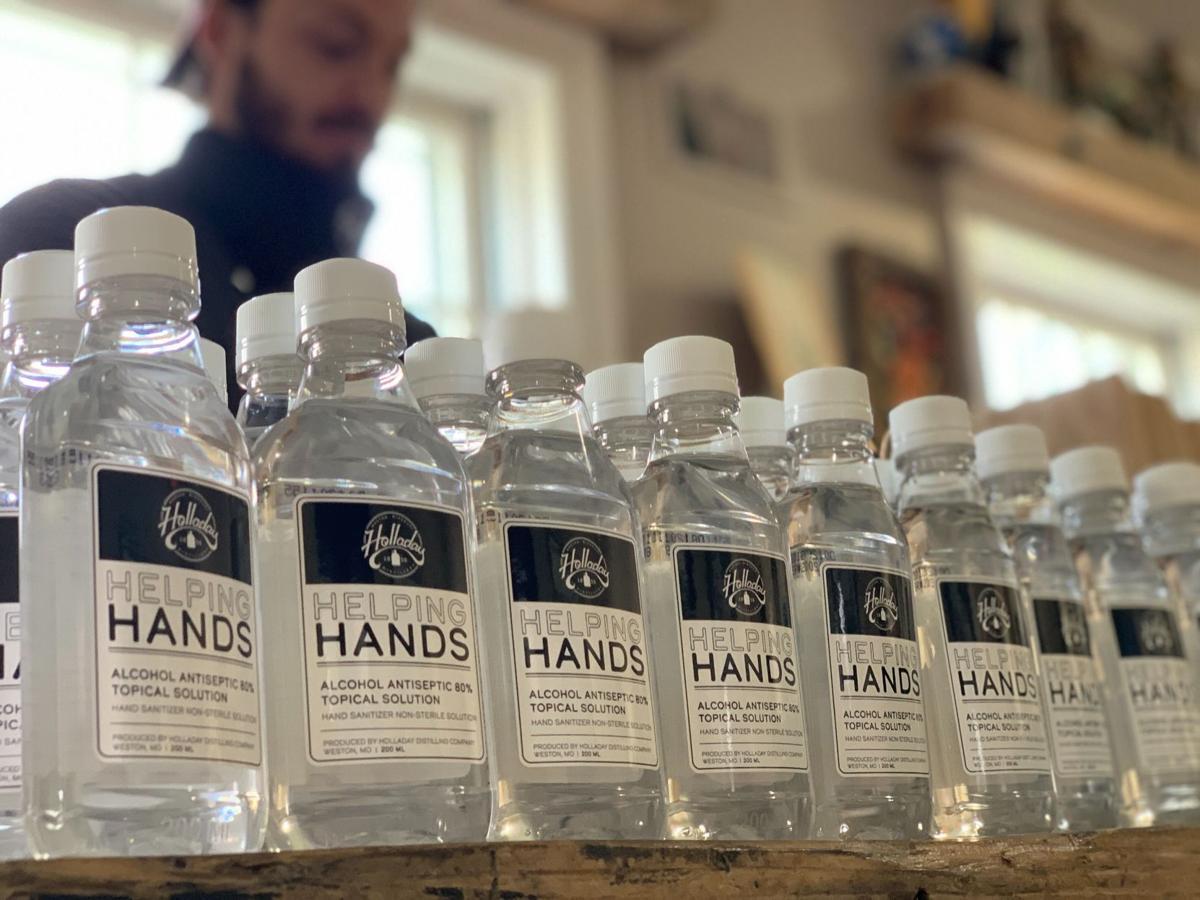 Antibacterial Hand Sanitizer
