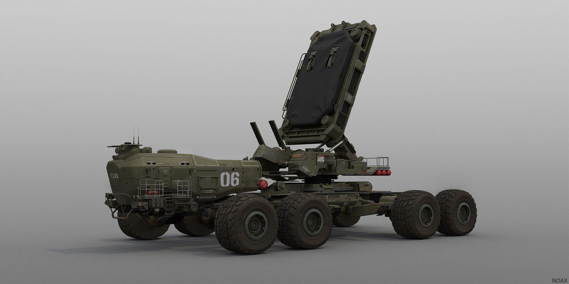 Radar & Satellite Surveillance