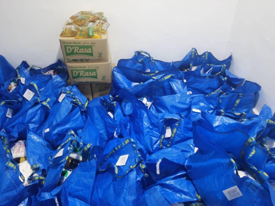 JAKOA Food Aid Pack Supply