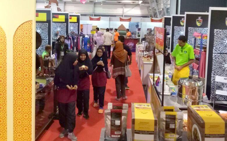 Booth N. Sembilan, Event Satu Daerah Satu Industri, Melaka