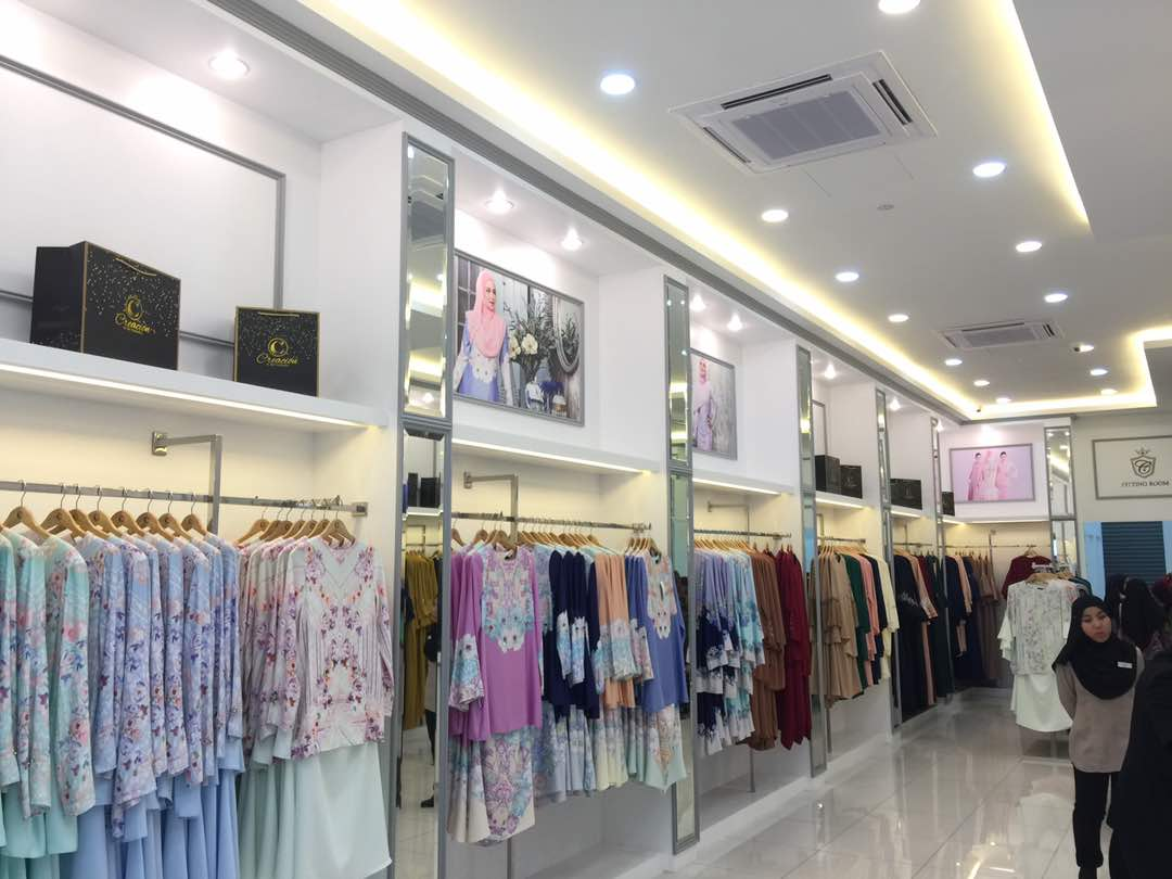 Creacion & Simplysiti by Siti Nurhaliza, Shah Alam