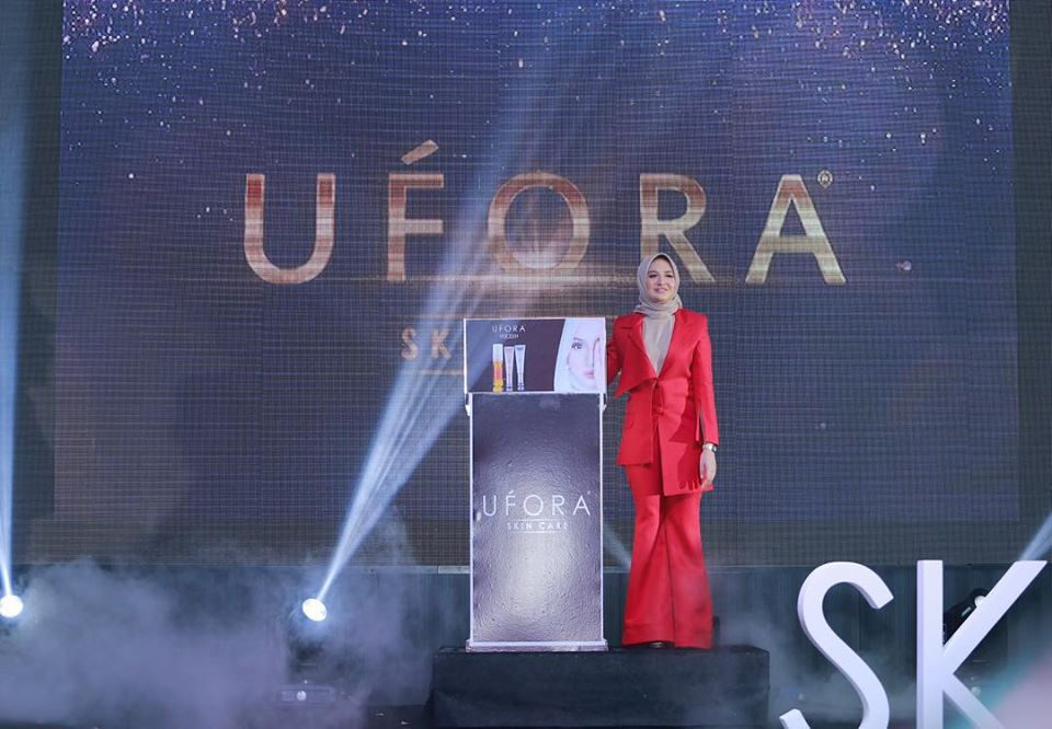 UFORA Skincare Product Launching
