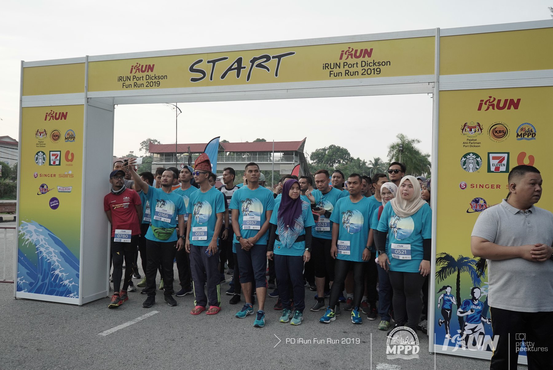 iRUN Port Dickson Fun Run 2019