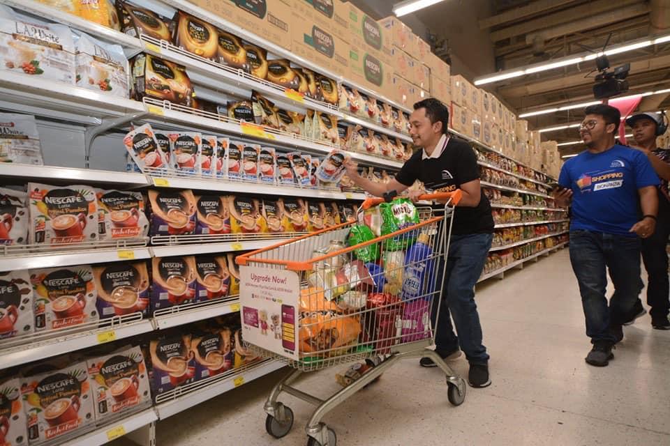 GETB Shopping Bonanza