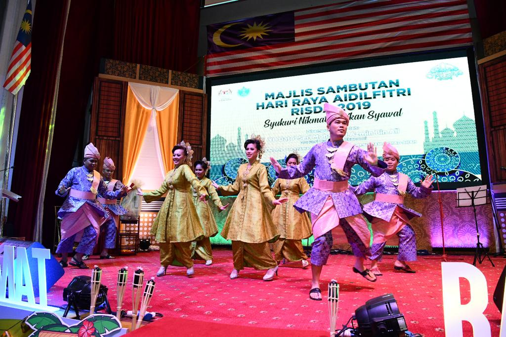 Majlis Sambutan Hari Raya Aidilfitri RISDA 2019