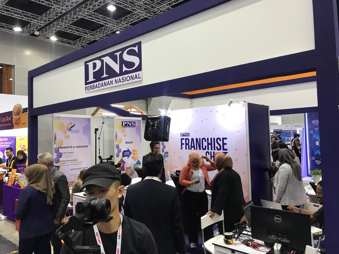 Booth PNS @ MIRF 2019