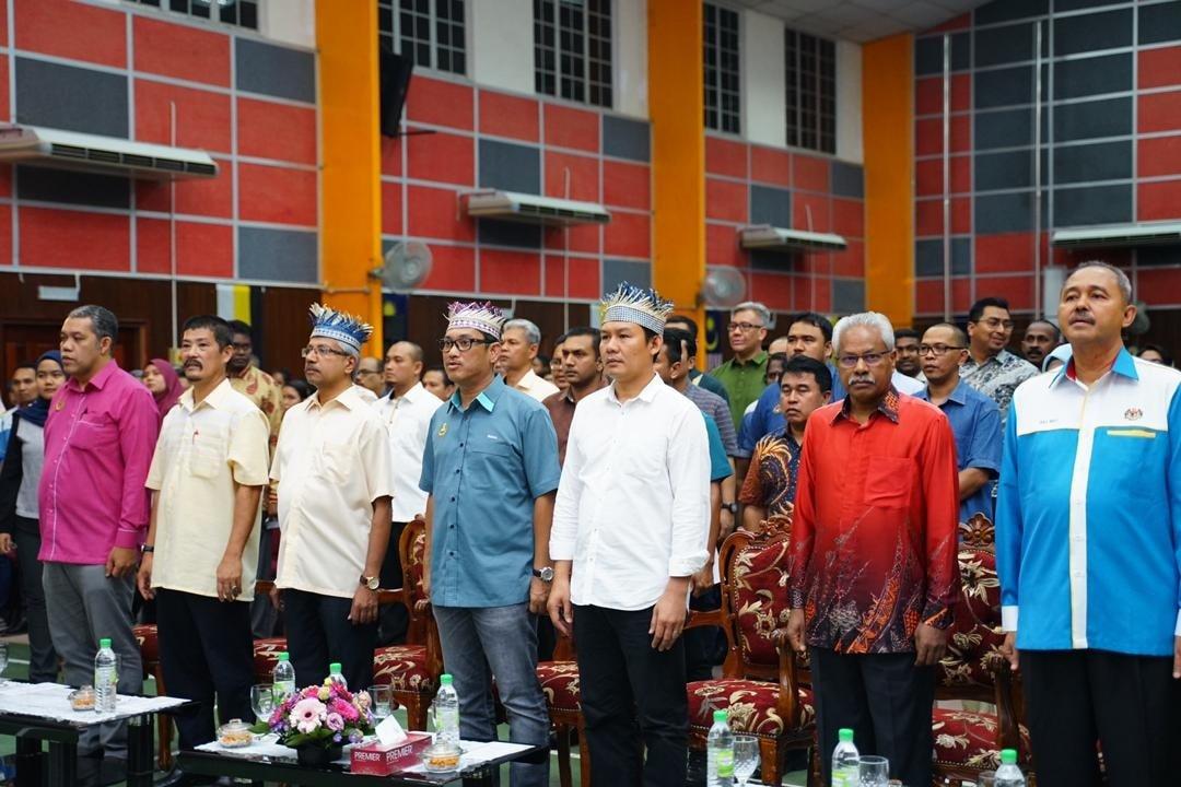 Majlis Perasmian Sambutan Hari Orang Asal 2019