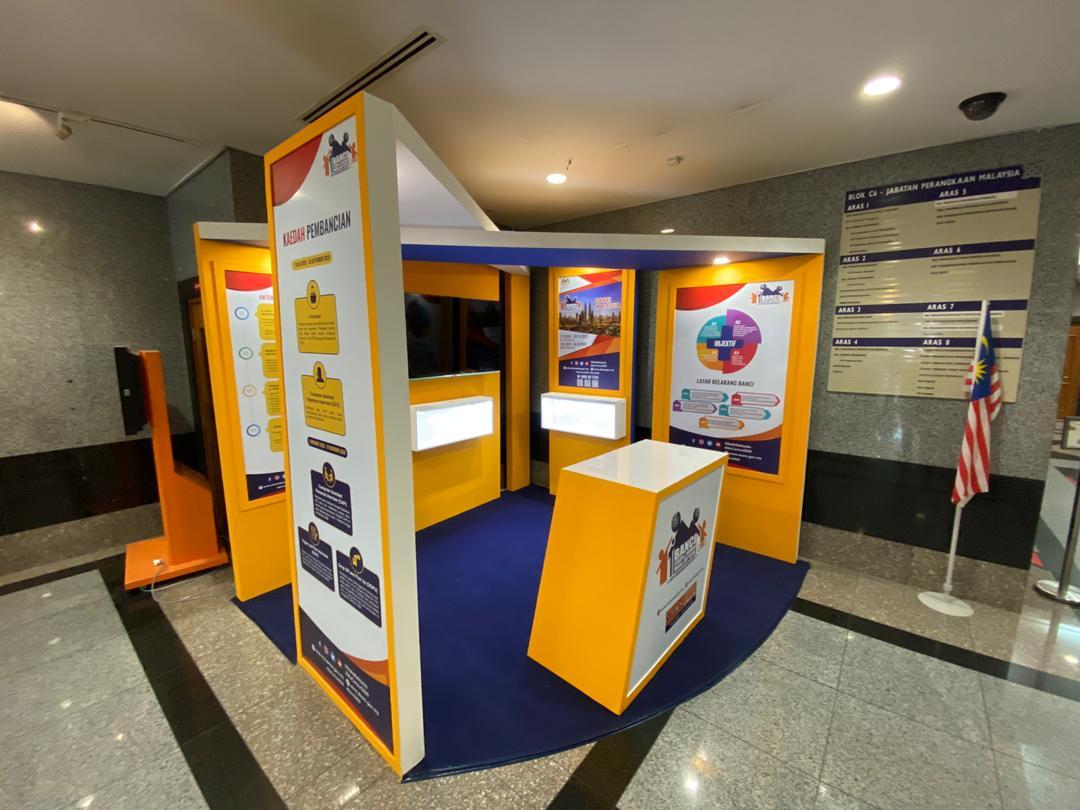Mini Pavilion Banci @ DOSM