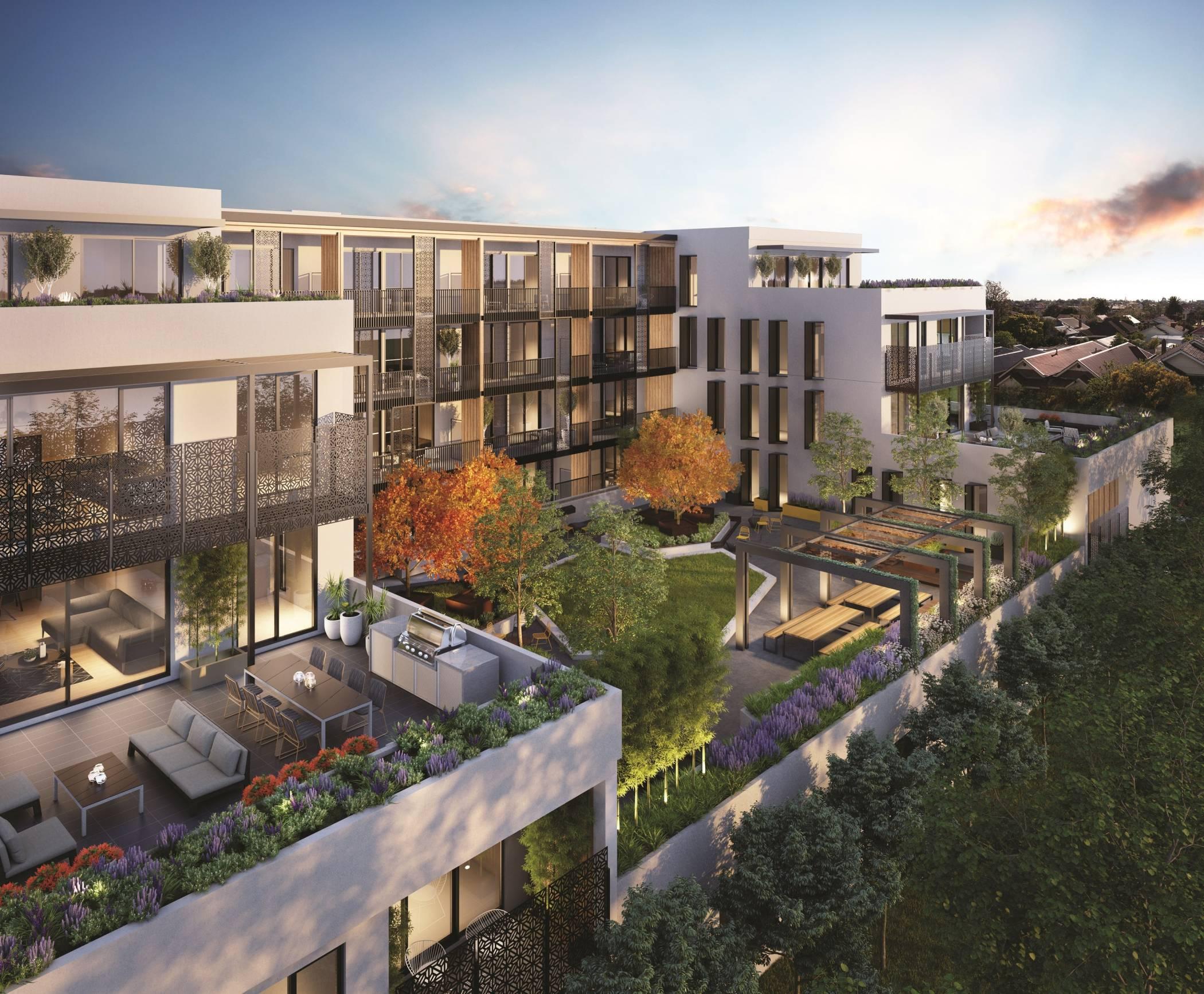 Home Residences & Condominiums