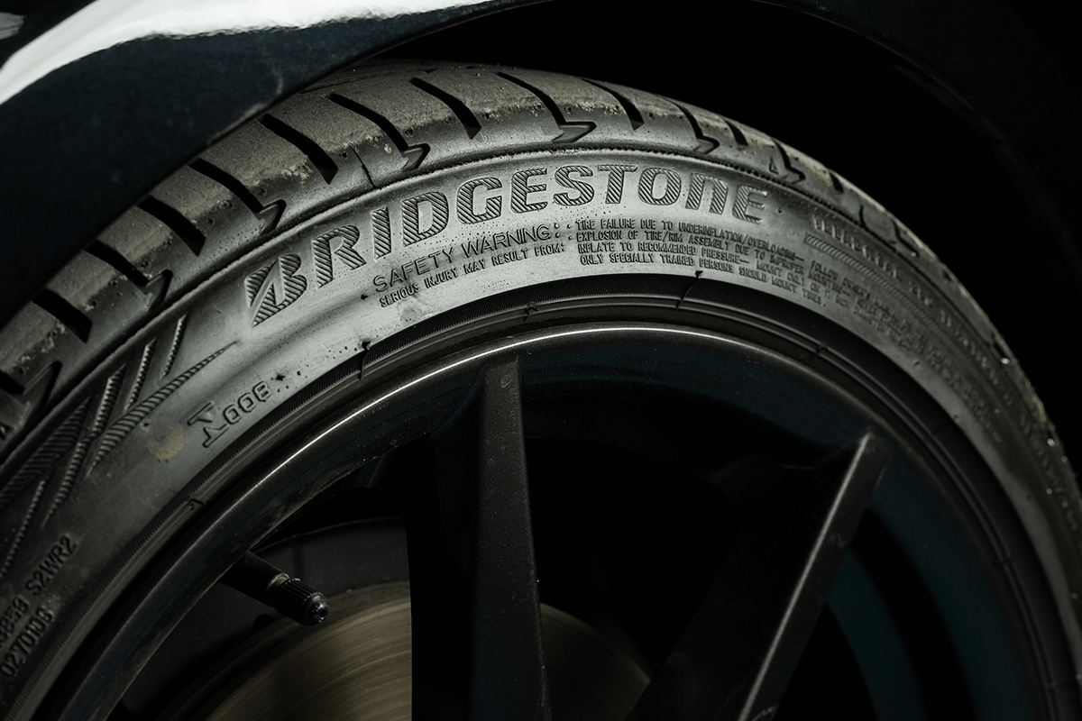 Military Tyre & Wheel Rims Distribution