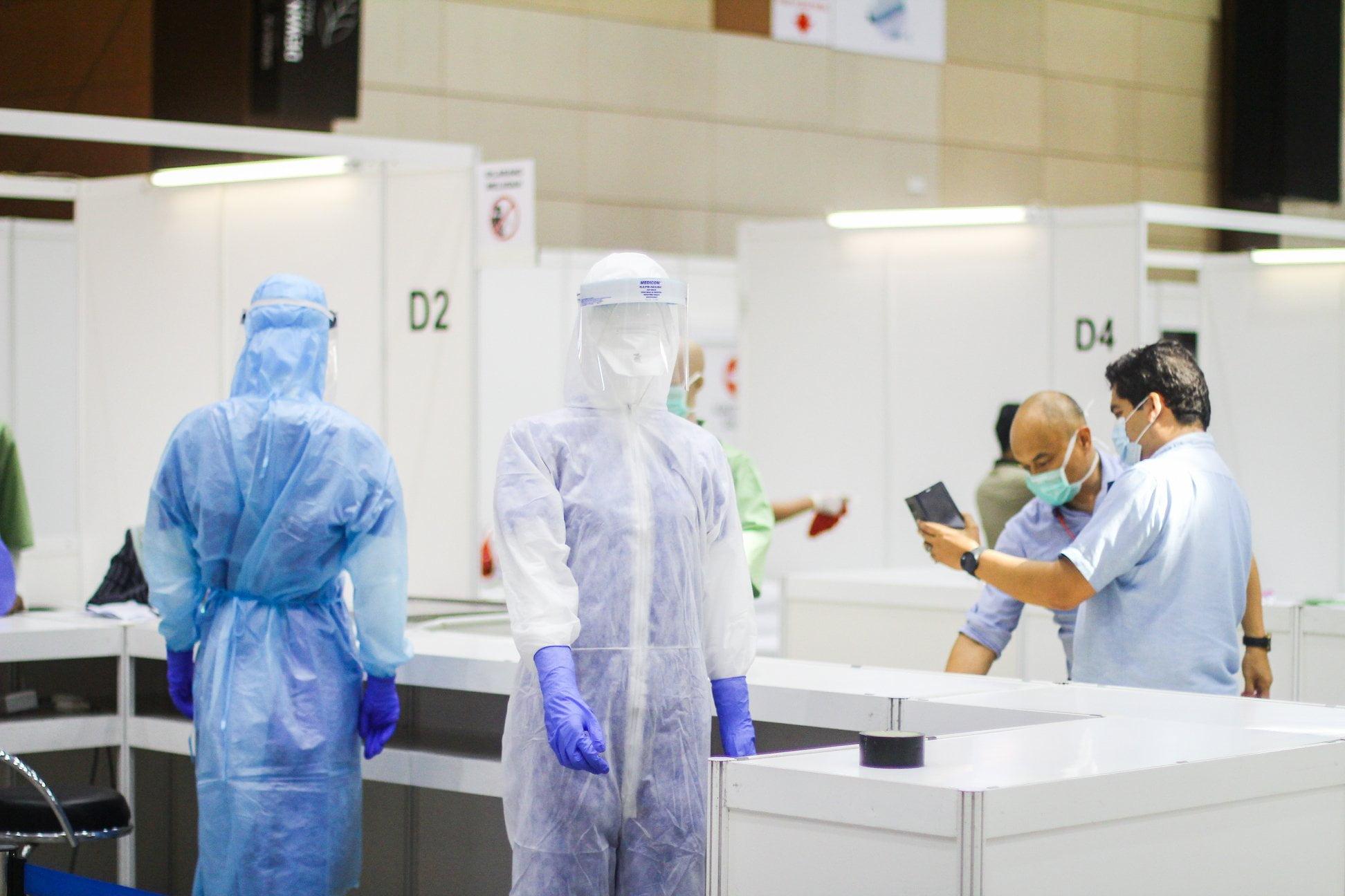 Covid-19 Low-Risk Patient Quarantine & Treatment Centre